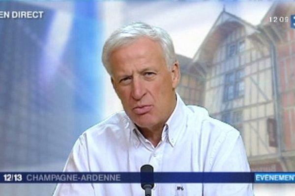 Pierre-Marie Boccard (duplex 12/13 - 18/10/2013)