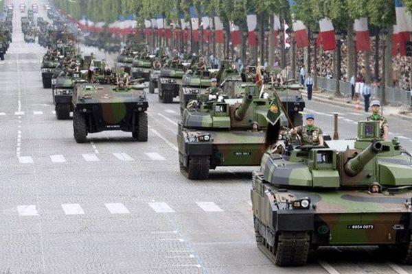 Les chars de l'armée de terre ne participeront pas au défilé du carnaval de Caen mais d'autres militaires, des gendarmes, seront mobilisés sur l'événement.