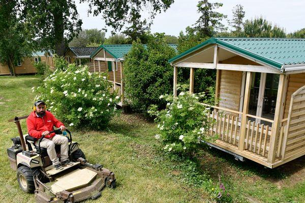 Les campings de Bourgogne-Franche-Comté se préparent à rouvrir après le confinement, mais la saison 2020 est déjà marquée par de lourdes pertes financières.