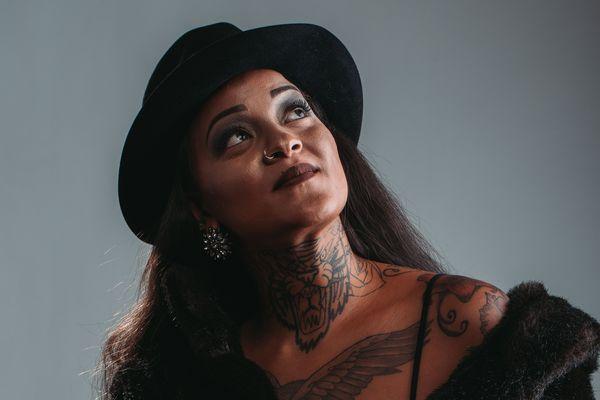 """Kamisa Negra, Strasbourgeoise de 24 ans, participe à l'émission """"Nouvelle Star""""."""
