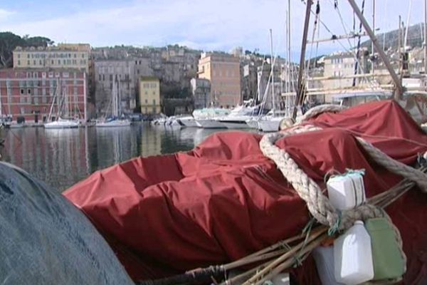 Bastia, le vieux port