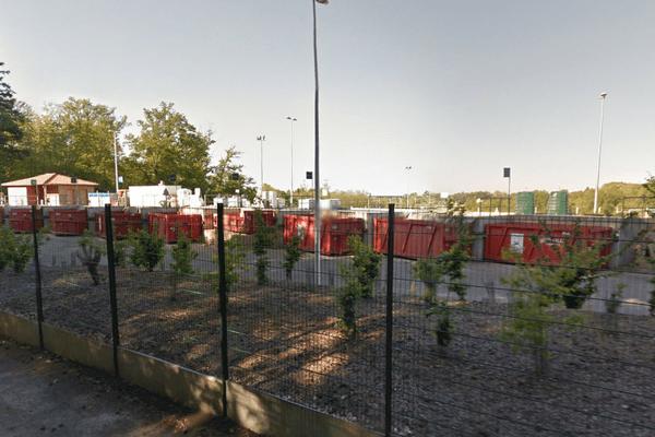 Déchetterie de Limoges-Landouge