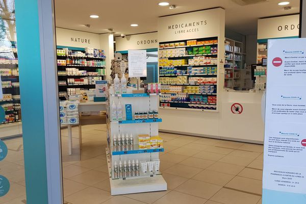 Les pharmacies multiplient les conseils pendant l'épidémie de coronavirus