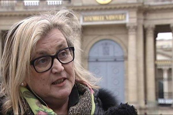 Marie-Louise Fort, députée-maire UMP de Sens