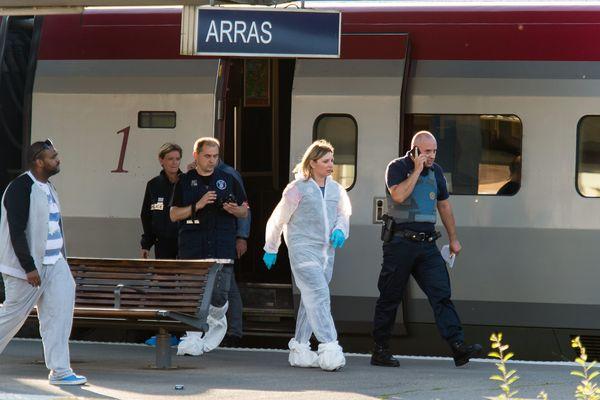Le terroriste du Thalys avait été stoppé par trois soldats américains en vacances.