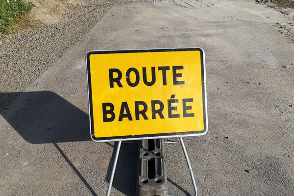 Des travaux perturbent la circulation sur la RN 79 du 25 au 29 novembre.