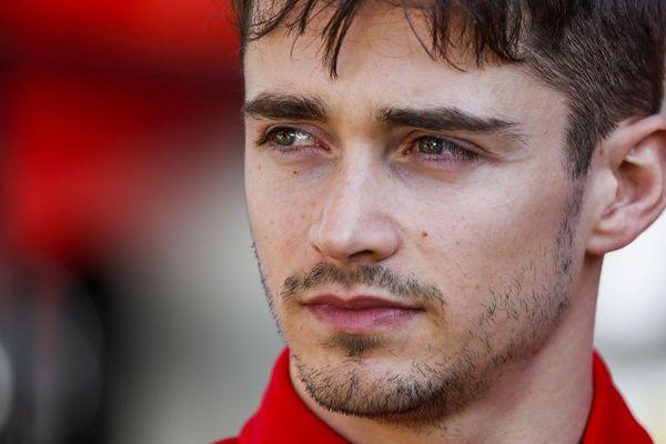 Le pilote monégasque de Ferrari Charles Leclerc, 22 ans répond au mouvement #BlackLivesMatter