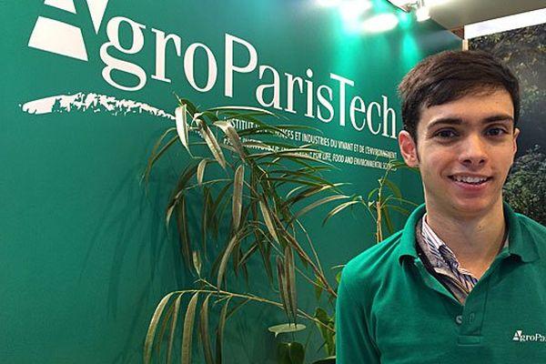 Alexis Wigniolle , élève ingénieur