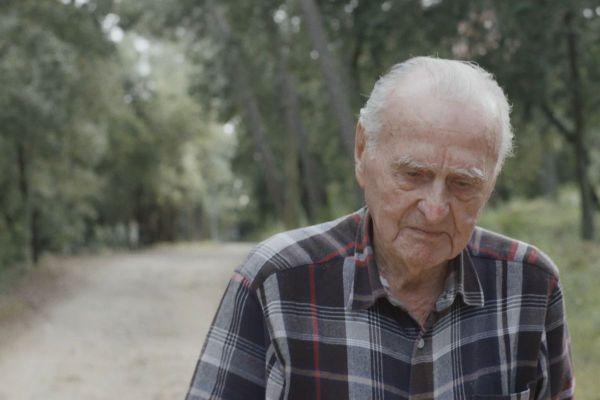 """Maurice, centenaire, est au coeur du film """"Une vie sans mystère"""" diffusé le 11 janvier 2021 sur France 3 Provence-Alpes-Côte d'Azur."""