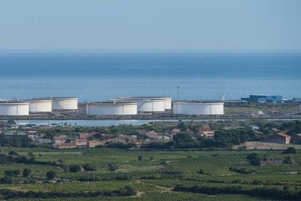 Le transfert des bacs d'essence a déjà été demandé par la commune de Frontignan.