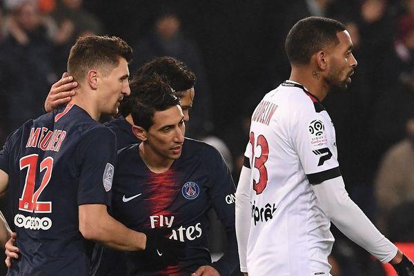 Le PSG a établit un record au détriment de l'En Avant Guingamp