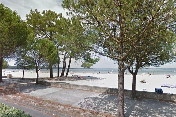 Les rives du Lac d'Hourtin, à Maubuisson. Photo d'illustration.