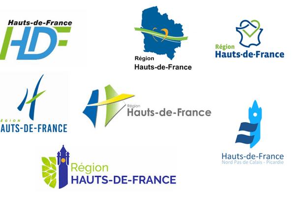 7 logos : lequel préférez-vous pour les Hauts-de-France ?