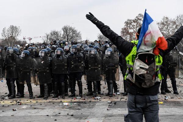 L'ancien candidat aux législatives avait appelé à s'en prendre à la police après les manifestations des gilets jaunes début janvier.