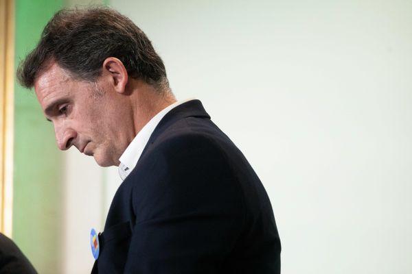 Le maire de Grenoble, Eric Piolle, le 18 septembre 2019.