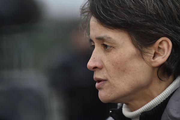 Muriel Nguyen, le 4 mars 2018 à Bure, dans la Meuse.