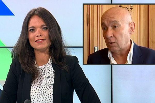 Claude Malhuret est l'invité de Marie Morin dans Dimanche en Politique.
