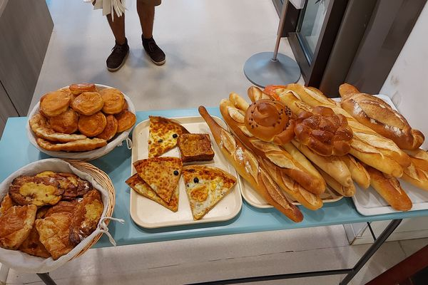 Du pain et des viennoiseries pour les étudiants poitevins