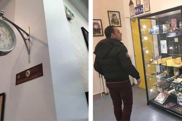 """L'un des visiteurs: """"Cette exposition, je la conseille. La collection, elle est complète."""""""