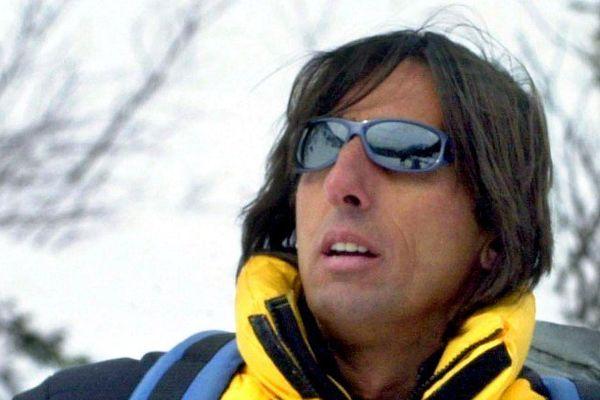 Patrick Berhault en 2004, quelque smois avant sa disparition