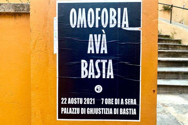 L'homophobie, un sujet tabou sur l'île de beauté, selon les militants de l'Arcu Corsica.
