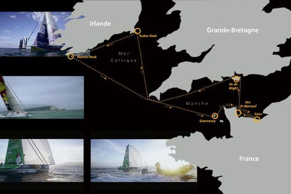 La 9e édition de la Normandy Channel Race débute ce dimanche 27 mai 2018