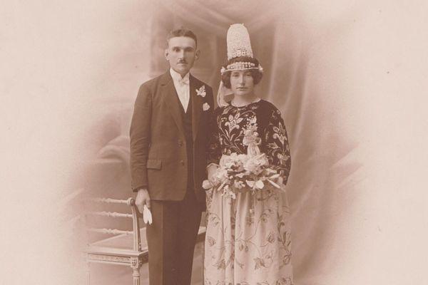 Tud Kêl Bolzer, Guillaume BOLZER ha Marie-Jeanne GENTRIC, bet dimezet d'an 19 a viz Gouere 1927