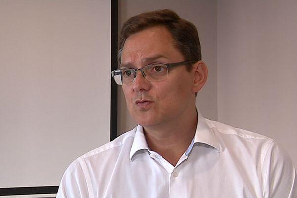 Stéphane Baleston avait été recruté par l'ancien ministre Renaud Dutreil.