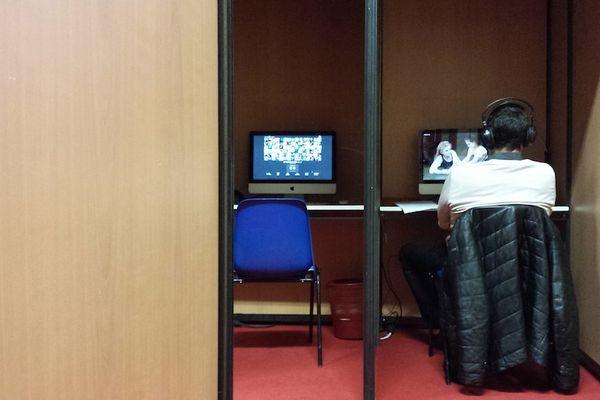 La vidéothèque du Festival International du Court-Métrage de Clermont-Ferrand permet d'accéder aux 7 700 films inscrits.