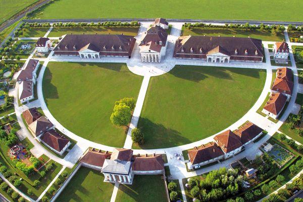 Saline d'Arc-et-Senans : une architecture destinée à rendre la vie meilleure