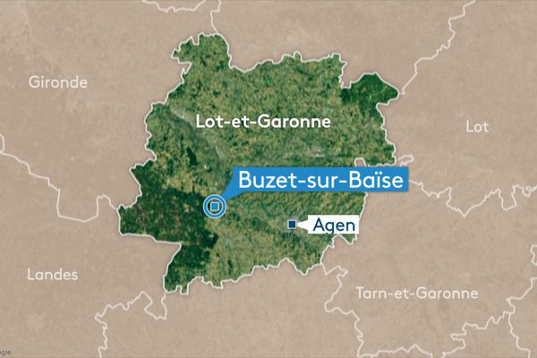 Un accident a coûté la vie à un jeune conducteur de 22 ans ce dimanche 12 septembre à Buzet-sur-Baïse, en Lot-et-Garonne.