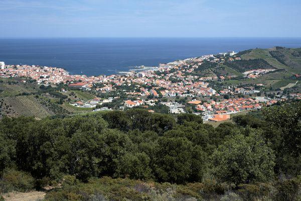 Côte Vermeille Pyrénées-Orientales