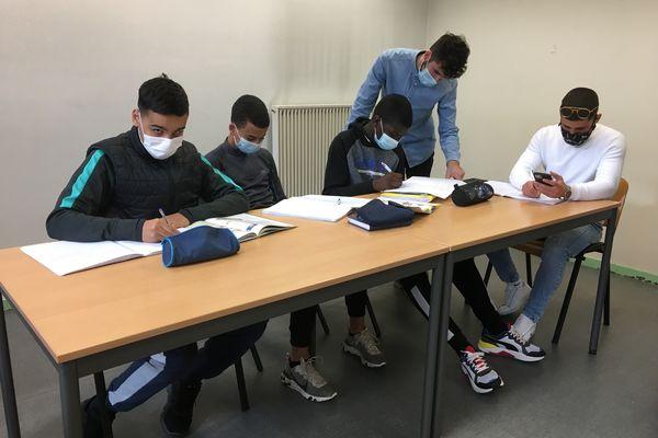 Le centre social Alchimis, au Val de l'Aurence à Limoges, propose un dispositif d'accompagnement scolaire.