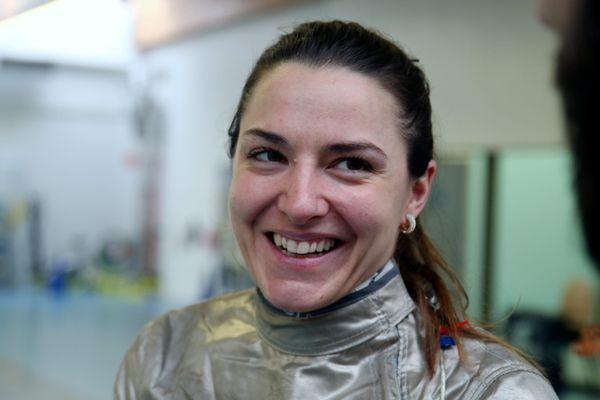 La spécialiste du sabre Charlotte Lembach disputera à Tokyo ses deuxièmes Jeux olympiques, en quête de médaille pour son dernier défi.