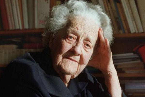 Germaine Tillion, ethnologue et résistante.