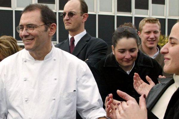 Jean Marie Amat (le 13 février 2002)