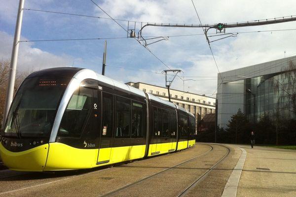 Le tramway brestois