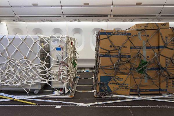 modification des cabines par Airbus