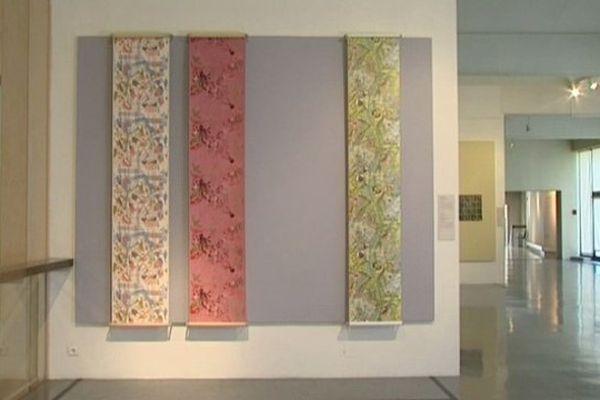 L'exposition est visible jusqu'au 11 mai à la Galerie nationale de la tapisserie à Beauvais.