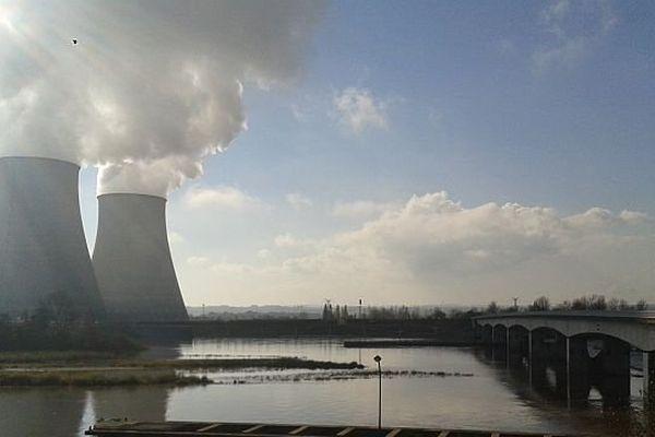 Centrale nucléaire de Belleville-sur-Loire