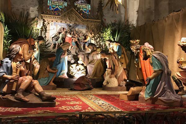 La crèche avait été vendue par l'ancien recteur de la basilique dans les années 1990. Appartenant à la commune, il n'était pas en droit de le faire.