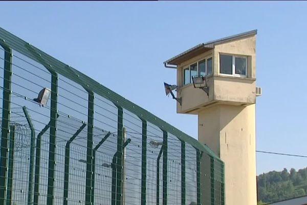 L'établissement disposera d'une capacité de 180 détenus.