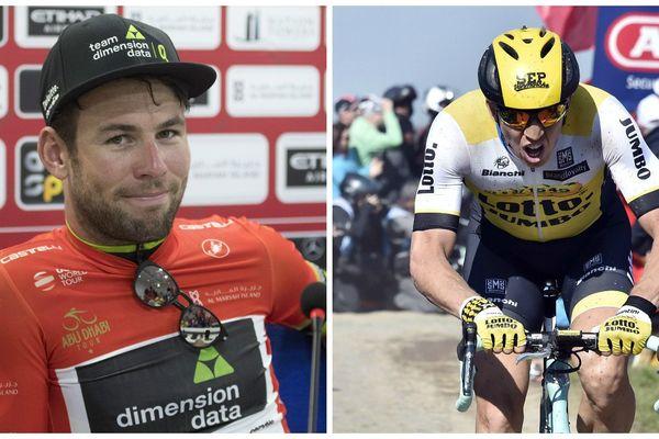 Les deux cyclistes ont déclaré forfait.