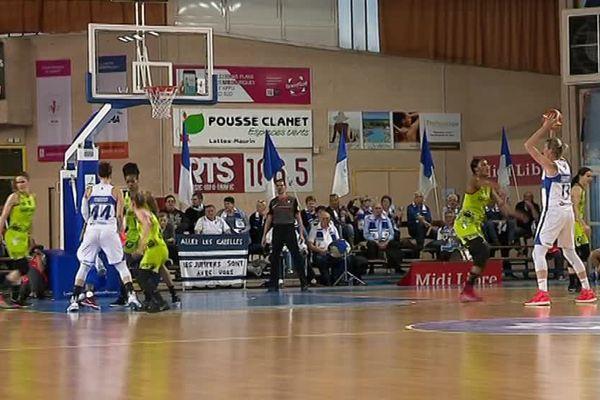 Les basketteuses de Lattes se sont imposées ce mercredi soir face au Hainaut 74 à 51, au Palais des sports de Lattes. Les Gazelles se sont qualifiées pour des demi-finales des championnats de France.
