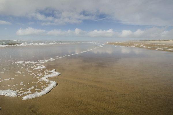 La zone où ils se sont noyés est connue pour des forts courants. (illustration)