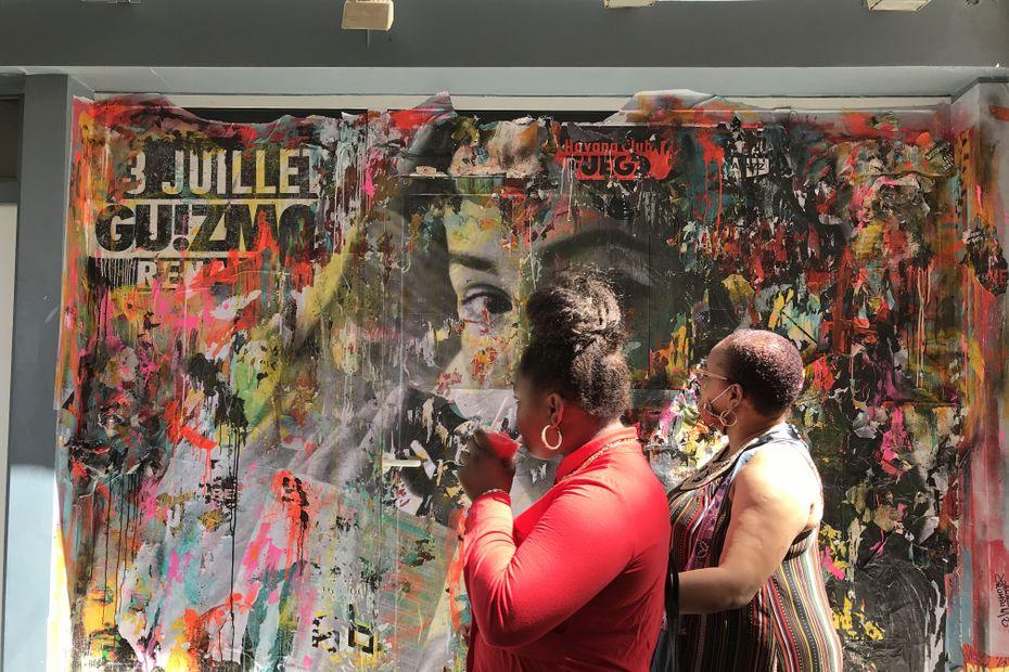 Limoges : du street art pour valoriser le centre ville