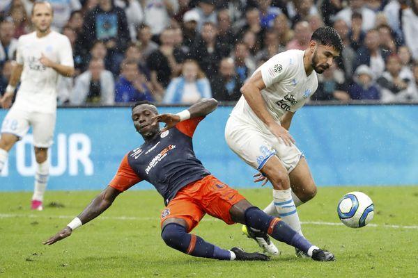 Pas de public pour les retrouvailles entre Montpellier et Marseille dans le championnat de France de Ligue 1 ce samedi 14 mars : match à huis clos pour cause de coronavirus.