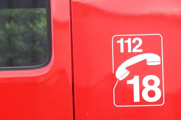 L'incendie a mobilisé une soixantaine de pompiers du Morbihan