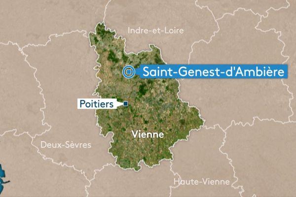 Saint-Genest-d'Ambière (Vienne)