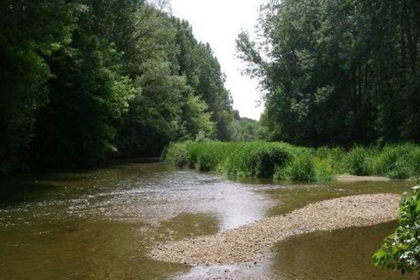 Rivière de l'Indre